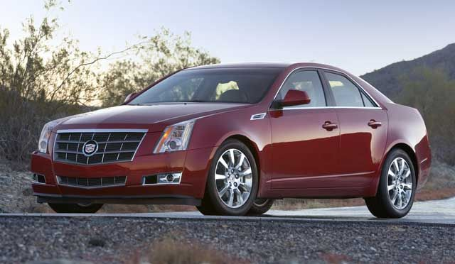 Cadillac Catera Review 2006 Cadillac Change Cts V